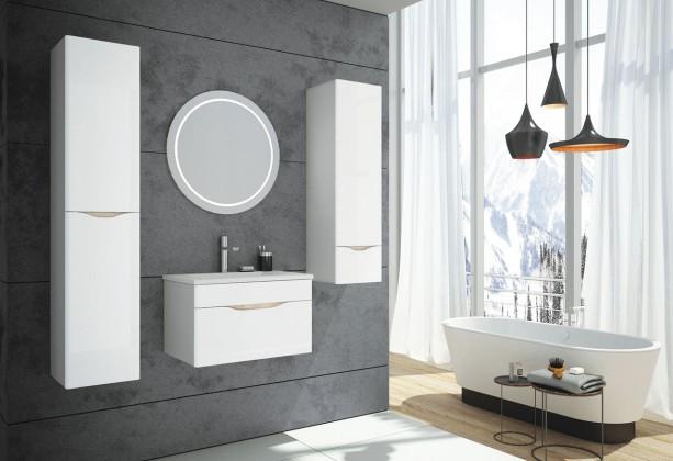 Koupelny ZLEVNĚNO Tina (bílá)