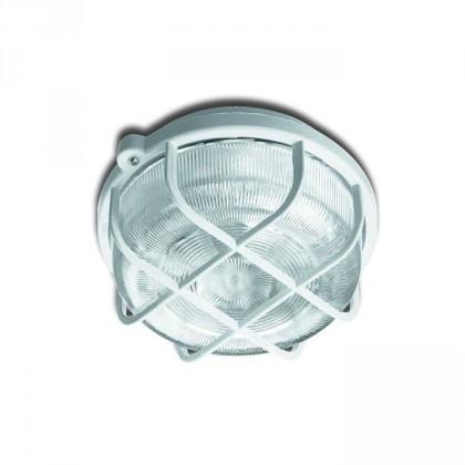 Kruh - Stropní svítidlo, E27, 100W (bílá)