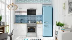 Kuchyně Aurora - 180 cm (bílá)