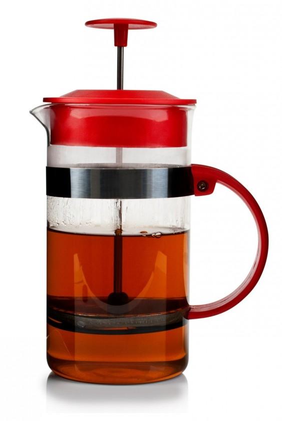 Kuchyně, jídelny Konvice na kávu 1l becca, červená