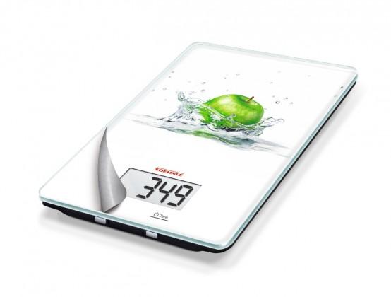Kuchyně, jídelny Kuchyňská váha Mix&Match Fresh Apple (bílá, zelená)