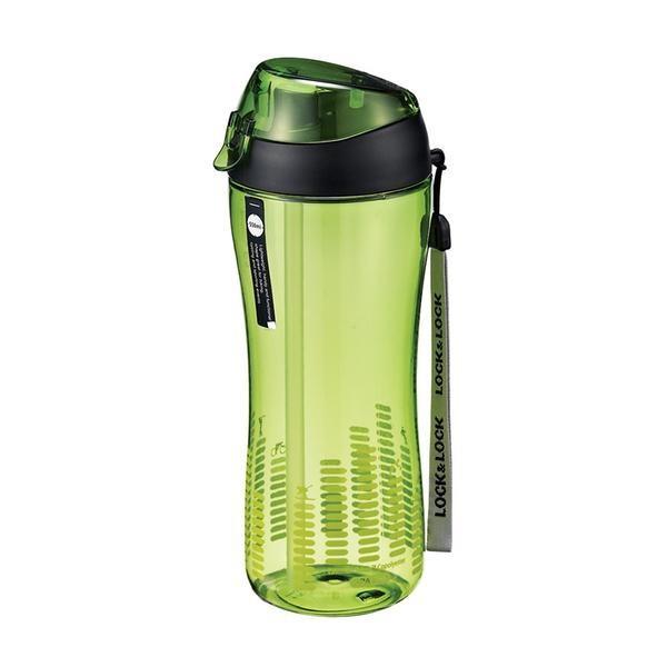 Kuchyně, jídelny Sportovní láhev, 550ml, s brčkem (zelená)