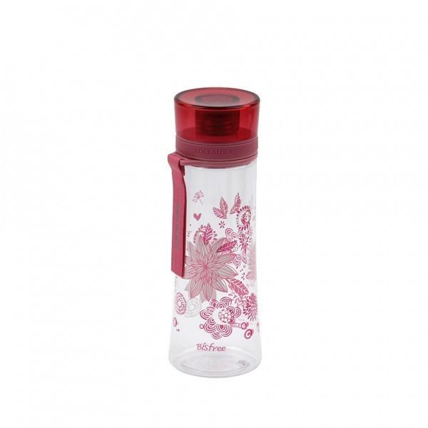 Kuchyně, jídelny Sportovní láhev květy, 480ml (růžová)