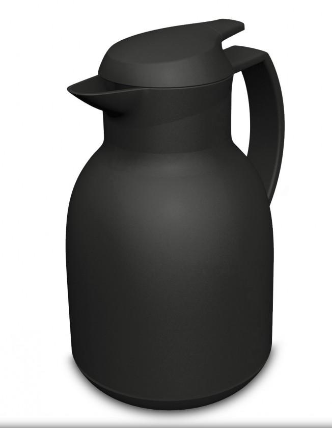 Kuchyně, jídelny Termoska Bolero, 1l (černá)