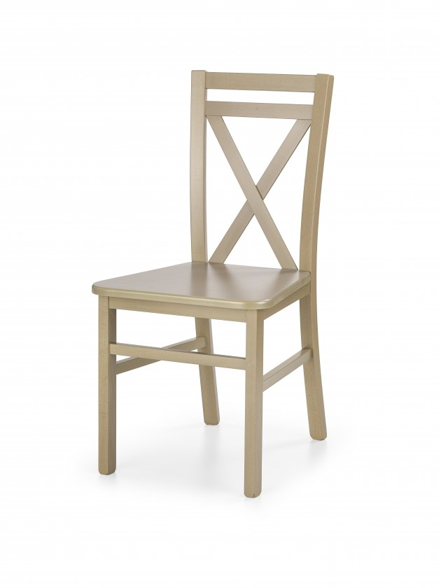 Kuchyně, jídelny ZLEVNĚNO Dariusz 2 - Jídelní židle (dub sonoma)