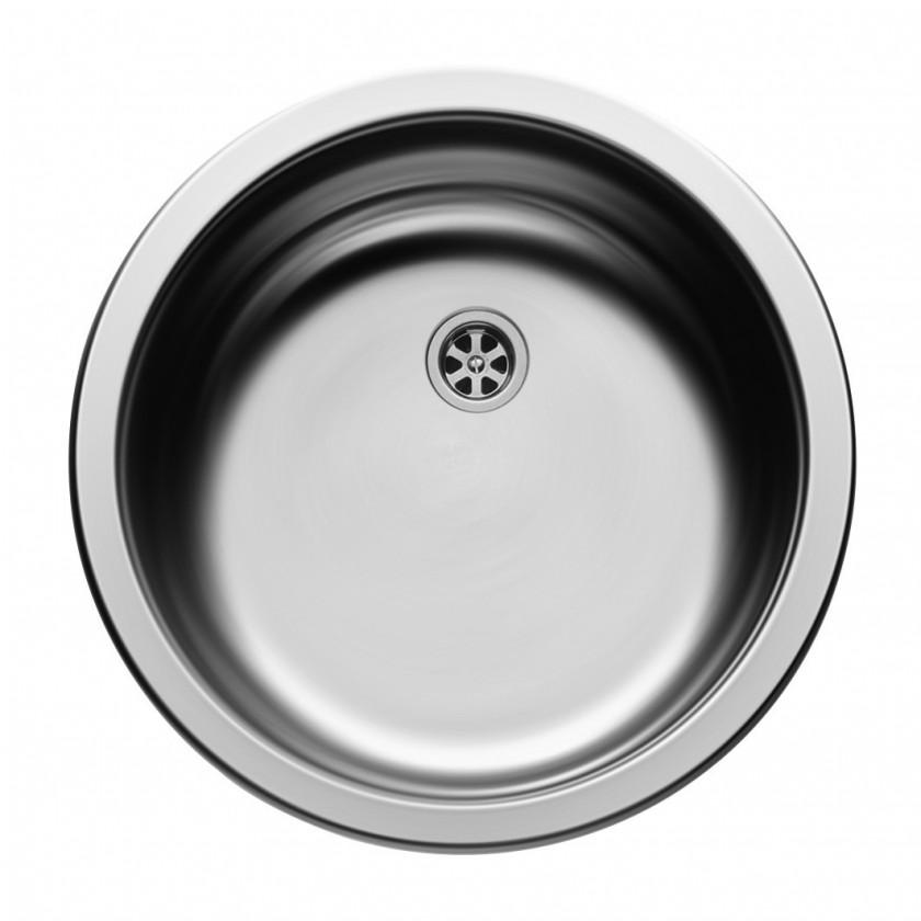 Kuchyně, jídelny ZLEVNĚNO Kruhový dřez