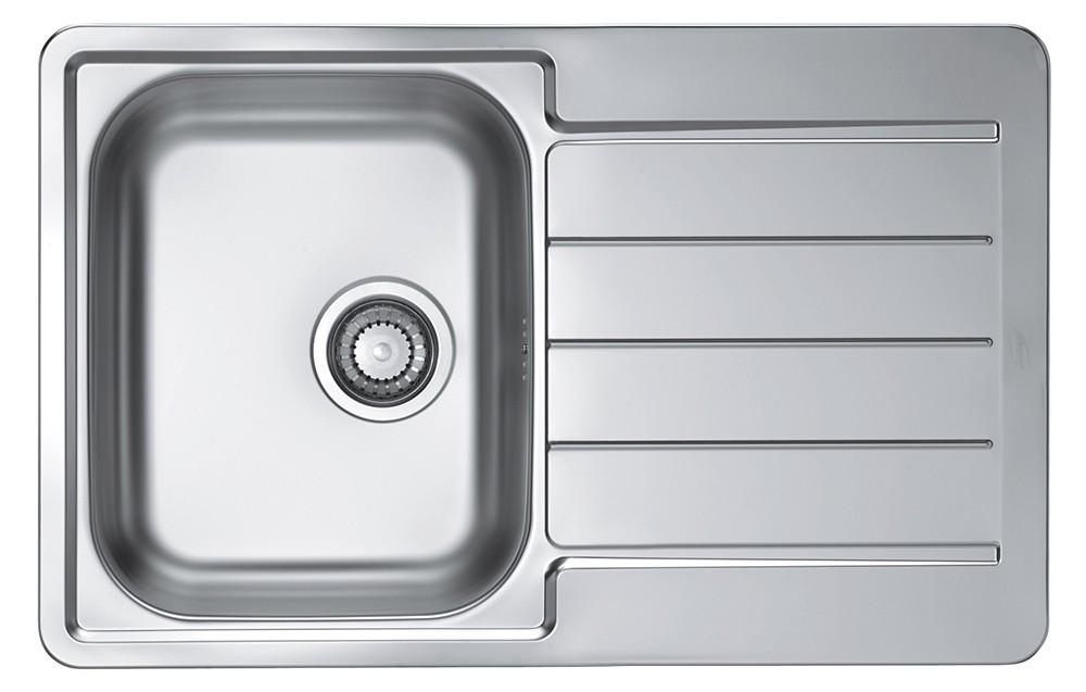 Kuchyně, jídelny ZLEVNĚNO Line 80 - Dřez (nerez SAT)