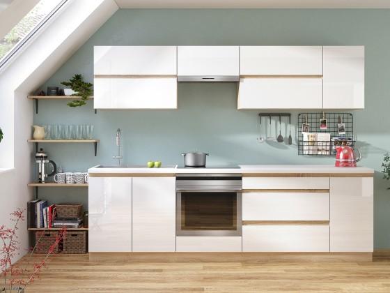 Kuchyně line - 260 cm - ii.jakost