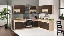 Kuchyně Marina levý roh 285x210 cm - II. jakost