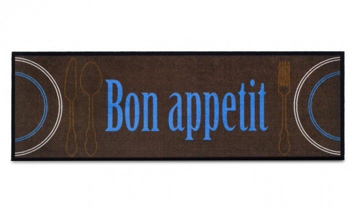 Kuchyňská předložka Bon Appetit (hnědá)
