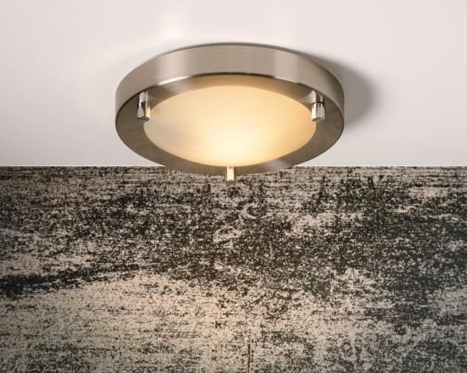 Laida - stropní osvětlení, 40W, G9 (stříbrná)