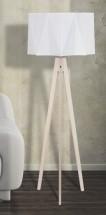 Lampa Piano (šedá, 140 cm)