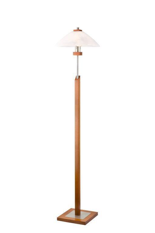 Lampa stojací-LP-1.30/P(hnědá)