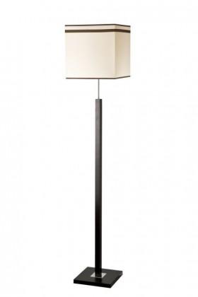 Lampa stojací-Lp-1.38(hnědá)