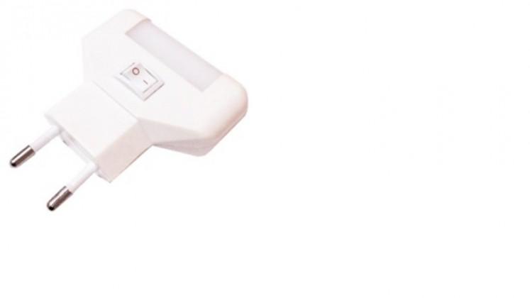 Lampička noční miniaturní YL-282 (bílá)
