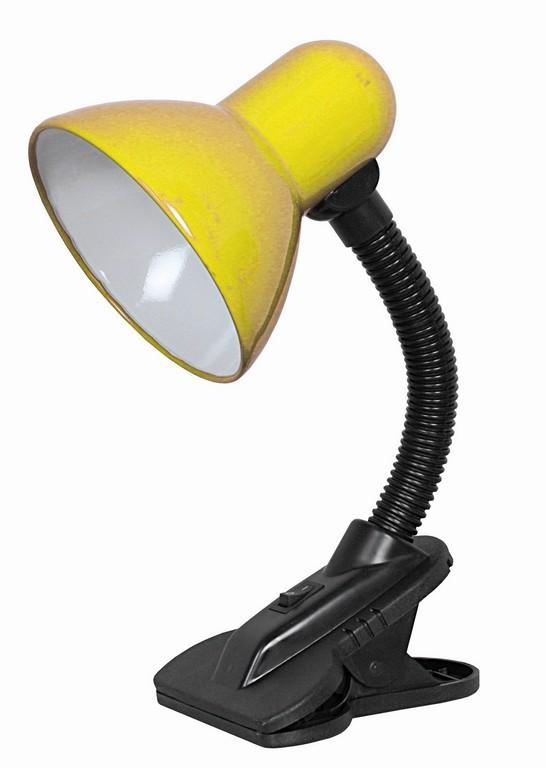 Lampička (žlutá)