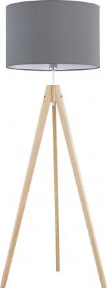 Lampy Lampa Dove (šedá, 140 cm)