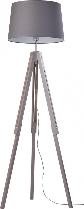Lampy Lampa Lorenzo (šedá, 157 cm)