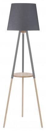 Lampy Lampa Vaio grey (šedá, 148 cm)