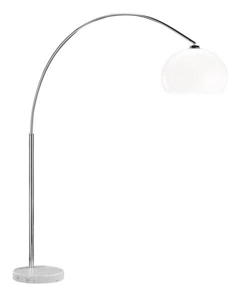 Lampy Stojací lampa Bodler, s polohovatelným ramenem, patice E27