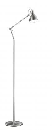 Lampy Stojací lampa Jamie, s pohyblivým ramenem, patice E27