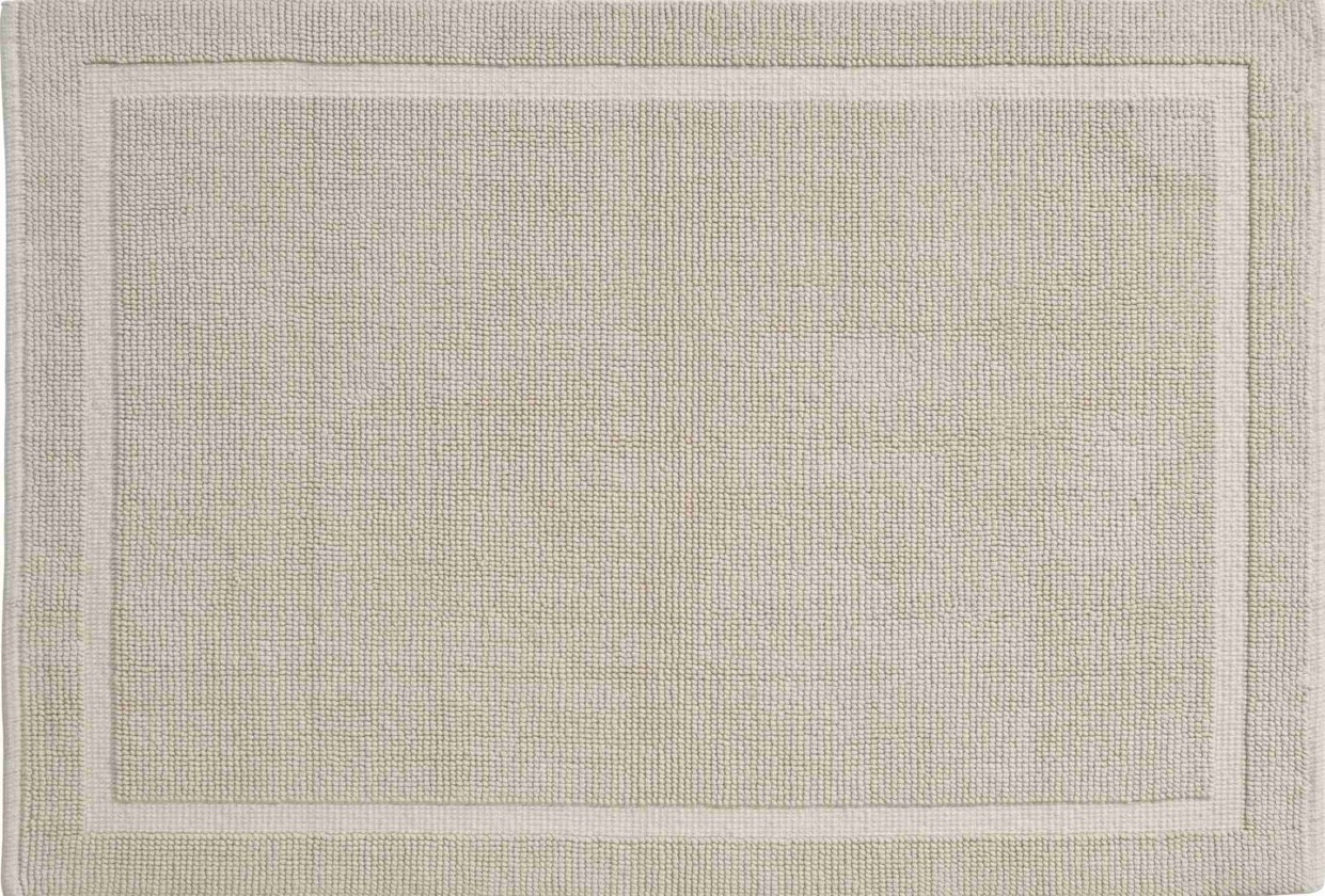 Lao - Koupelnová předložka 60x90 cm (písková)