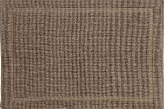 Lao - Koupelnová předložka 70x115 cm (mléčná káva)