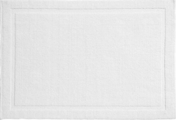 Lao - Malá předložka 50x60 cm (sněhobílá)