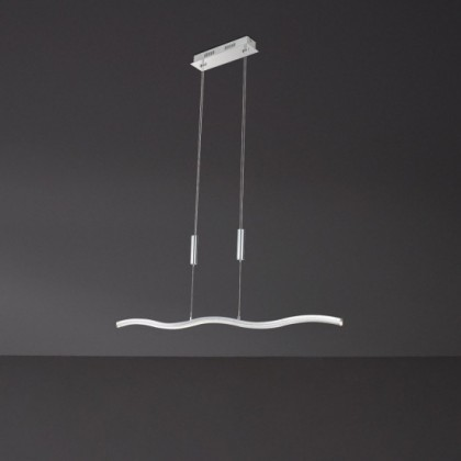 Layton - Stropní osvětlení, LED (chrom)