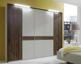 LED osvětlení Imola - liniové, 2ks (stříbrná) - PŘEBALENO