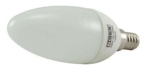 LED žárovka TRIXLINE E14/4W C35 2700K