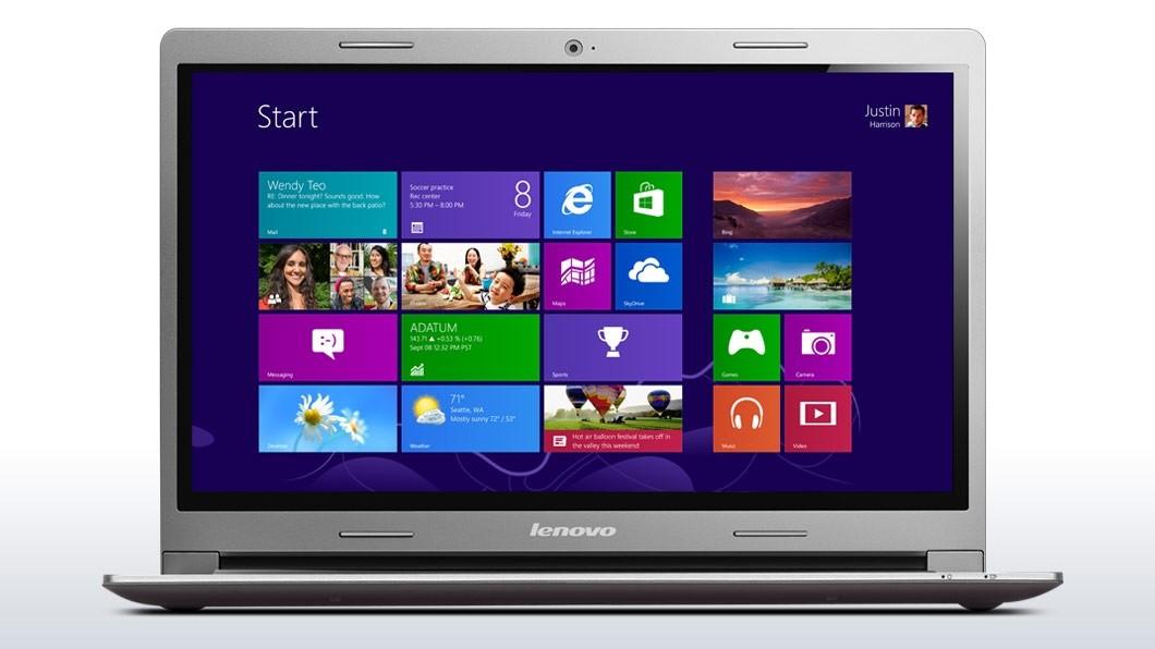 Lenovo IdeaPad S400 hnědá Touch (59392734)