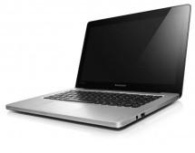 Lenovo IdeaPad U310 Graphite Grey šedá (59387085) BAZAR