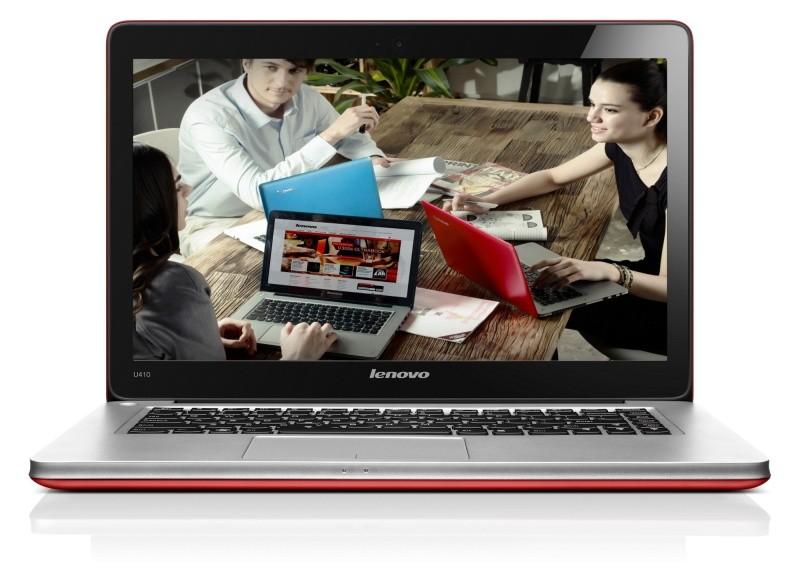 Lenovo IdeaPad U410 červená (59387089)
