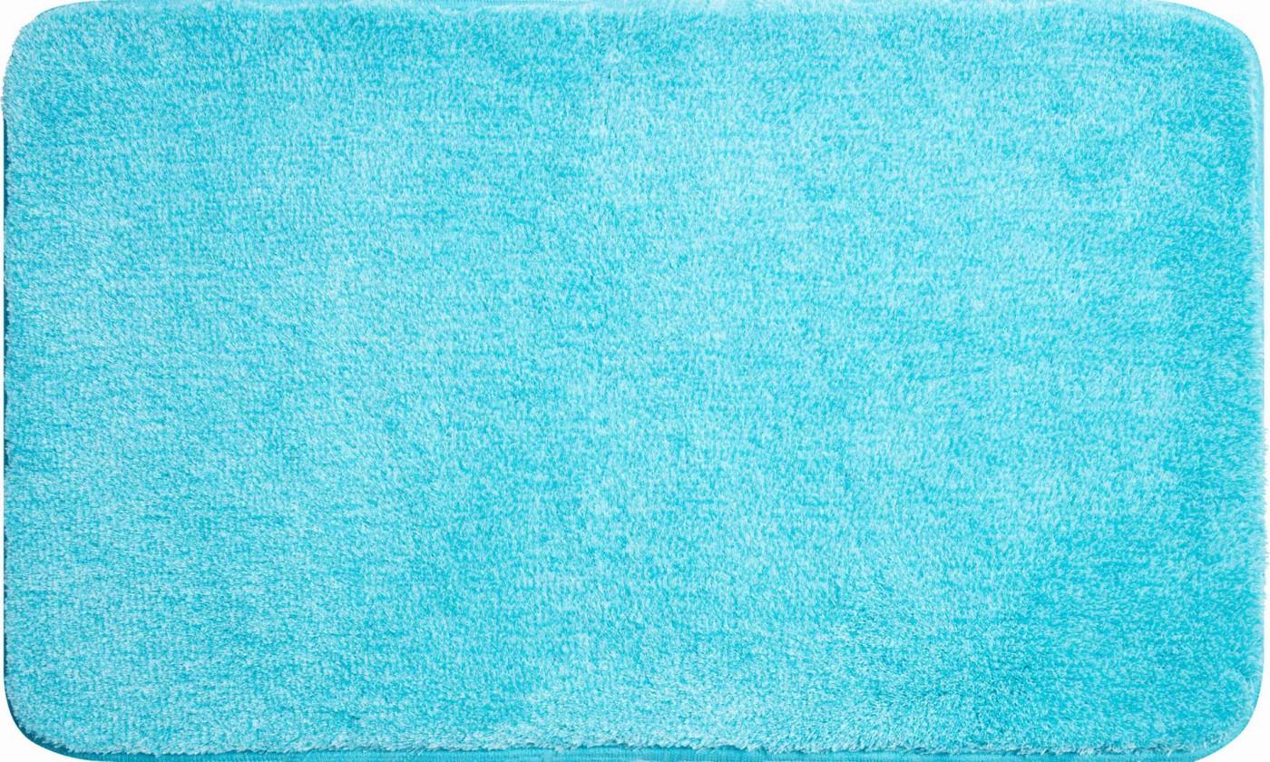Lex - Koupelnová předložka 60x100 cm (aqua)