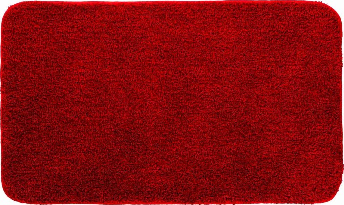 Lex - Koupelnová předložka 60x100 cm (červená)