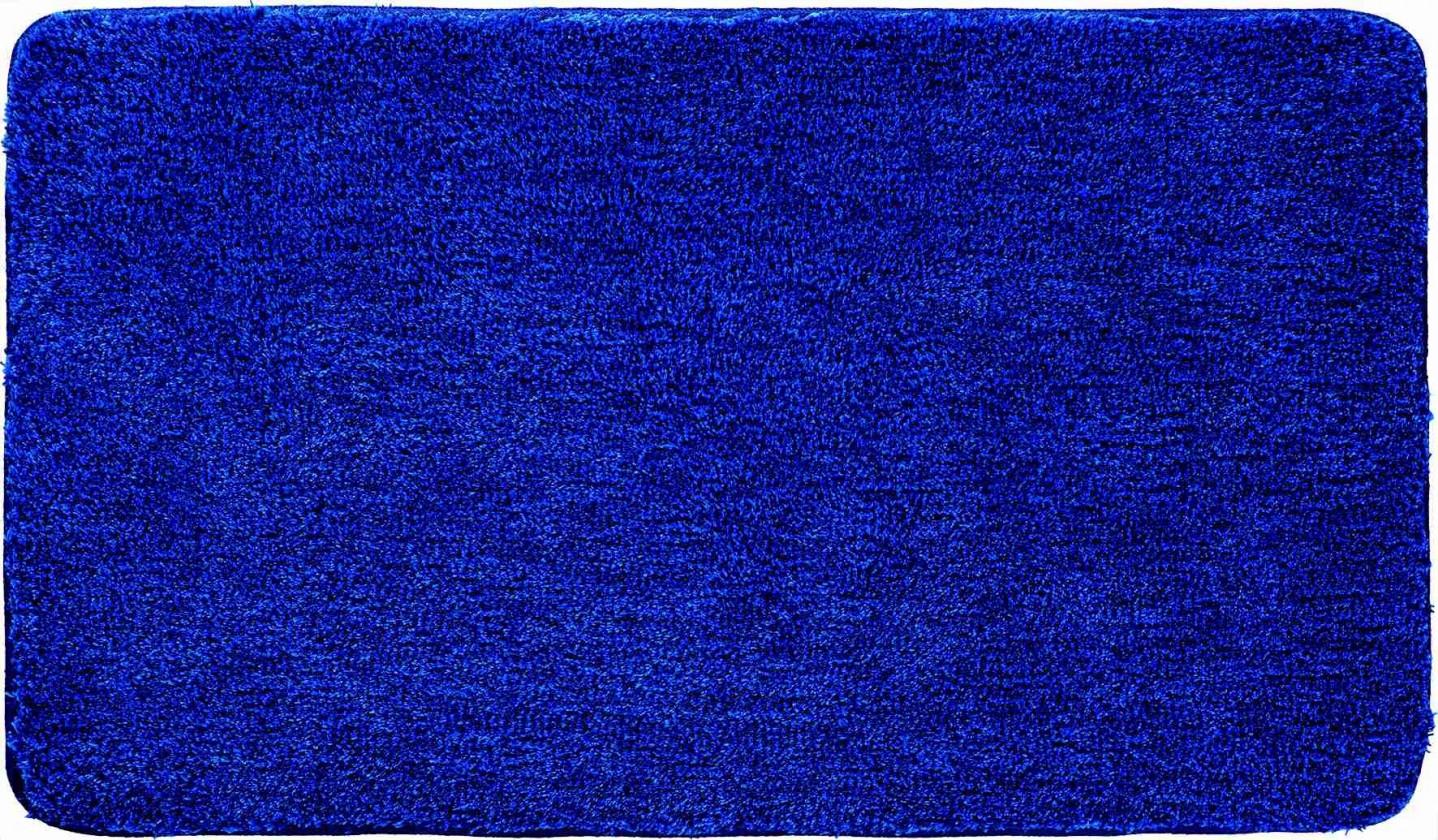 Lex - Koupelnová předložka 60x100 cm (královská modrá)