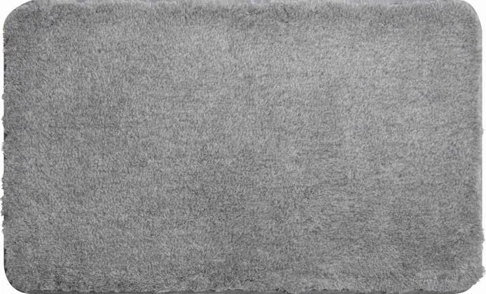 Lex - Koupelnová předložka 60x100 cm (stříbrná)
