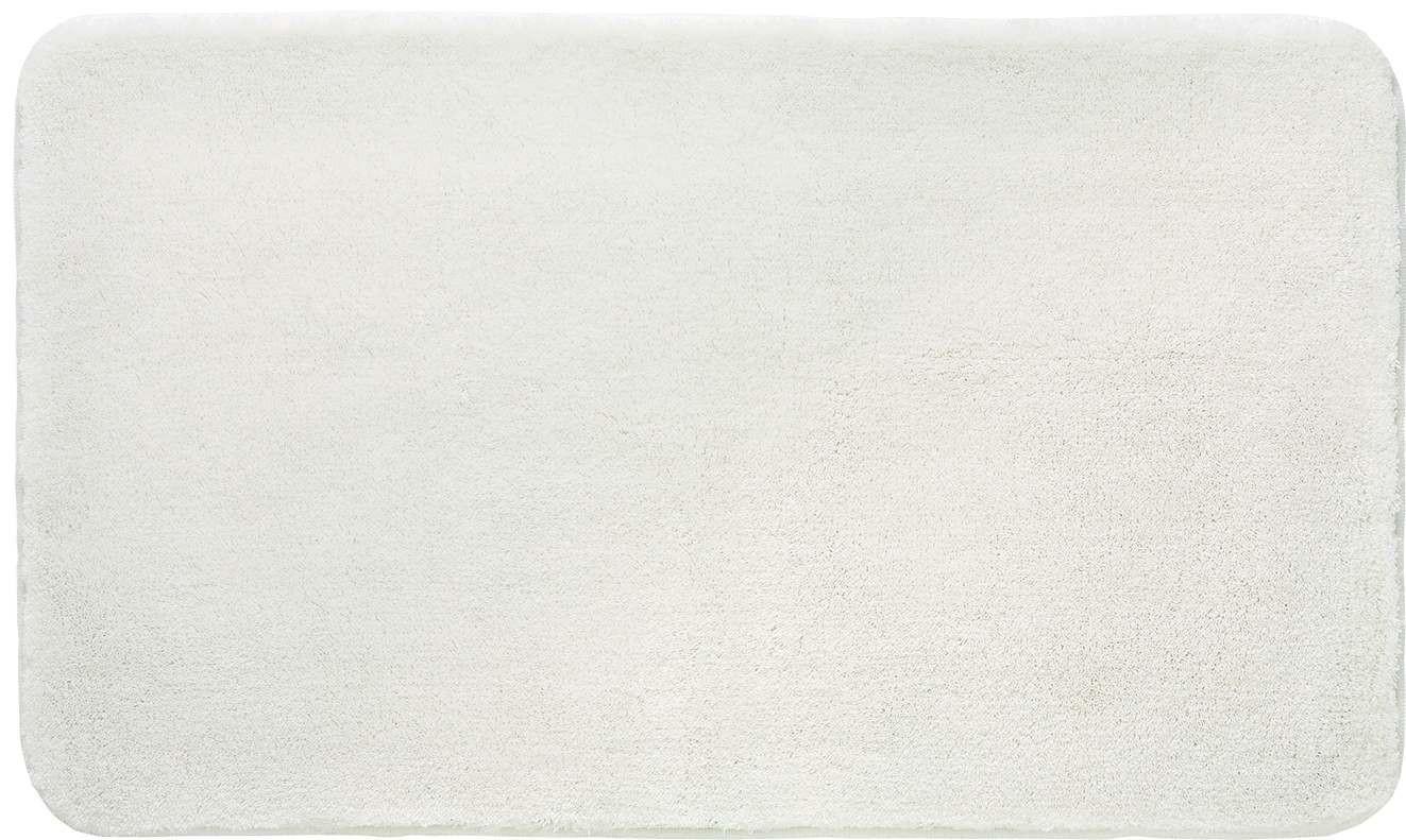 Lex - Koupelnová předložka 70x120 cm (bílá)