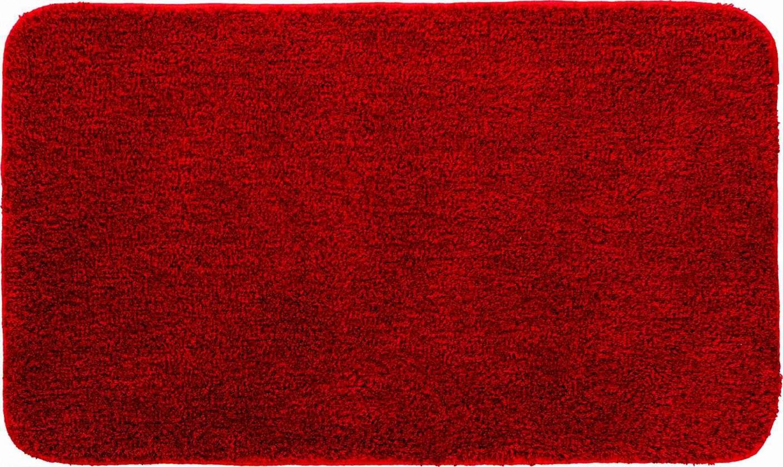 Lex - Koupelnová předložka 70x120 cm (červená)