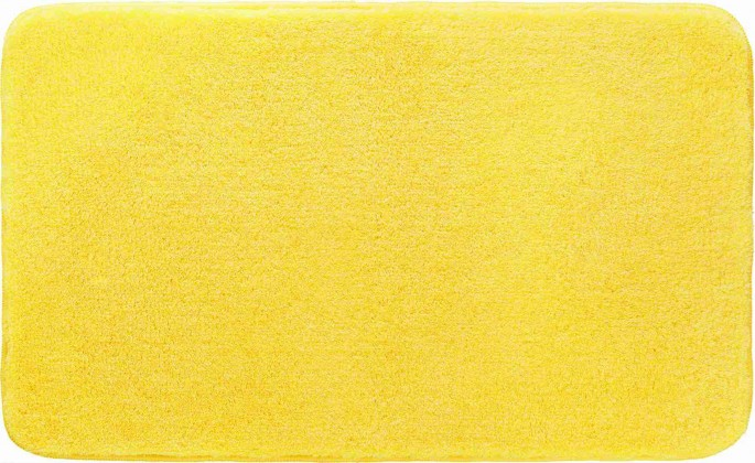 Lex - Koupelnová předložka 80x140 cm (žlutá)