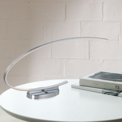 Lex - Lampička, LED (chrom)
