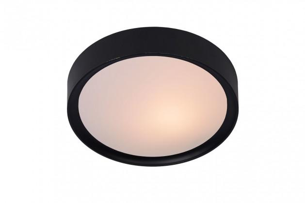 Lex - stropní osvětlení, 40W, E27 (černá)