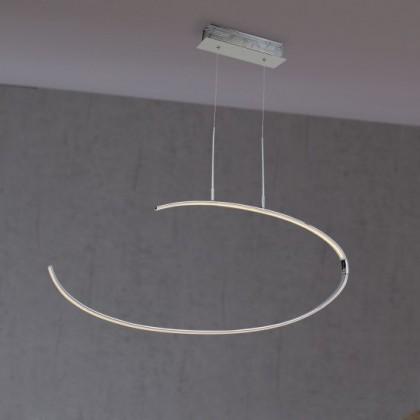 Lex - Stropní osvětlení, LED (chrom)