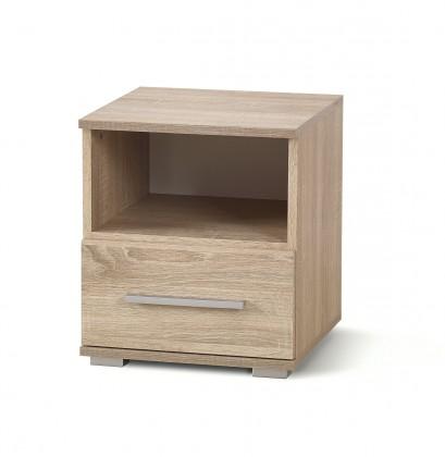 Lima - Noční stolek (dub sonoma)