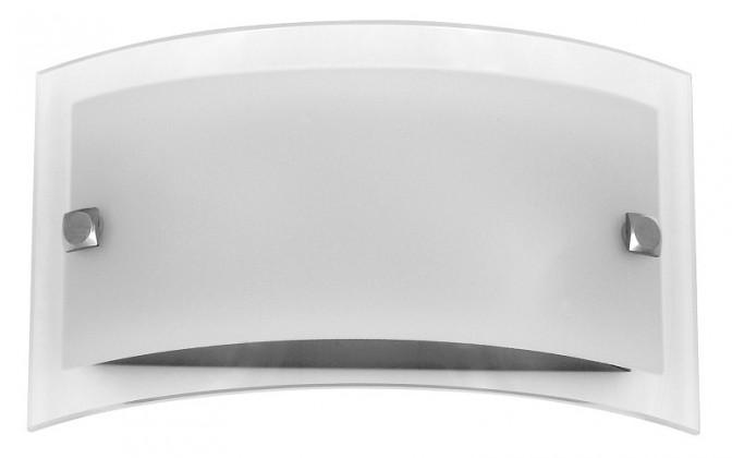 Line - Nástěnná svítidla, E14 (bílá/saténový chrom)