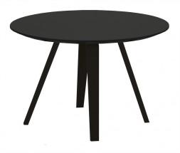 Lola Ella - Konferenční stolek, černá, černá (9315-024+9366-024)