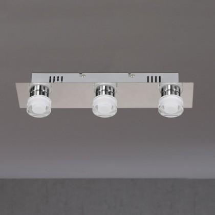 Lorient - Nástěnné svítidlo, LED (matný nikl/chrom)