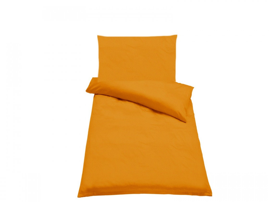 Ložní povlečení GURU UNI-oranžová