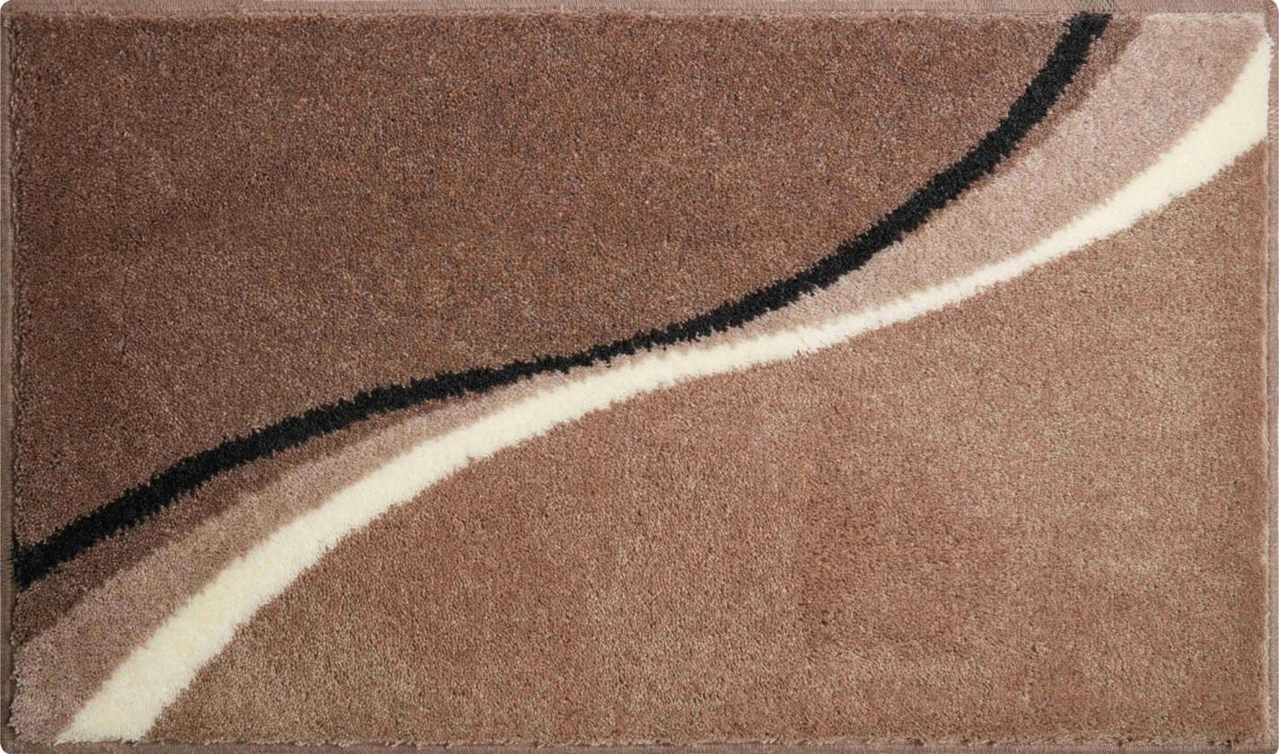 Luca - Koupelnová předložka 60x100 cm (béžová)